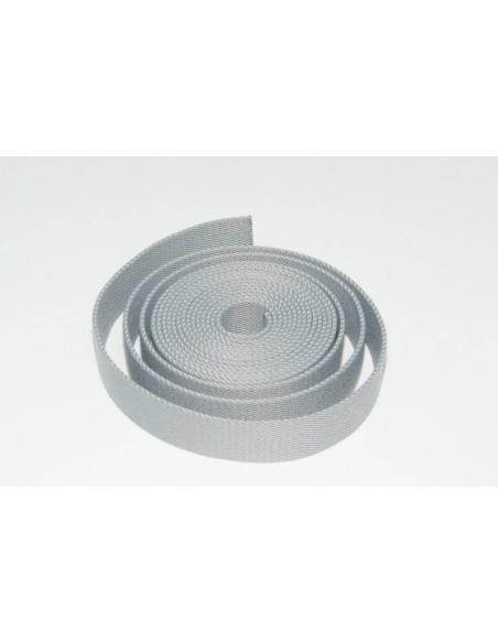 Kit asas de algodón para bandolera - Cinta gris claro