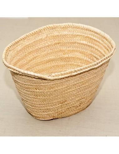 Capazo de palma natural - Ref. 501/4 C